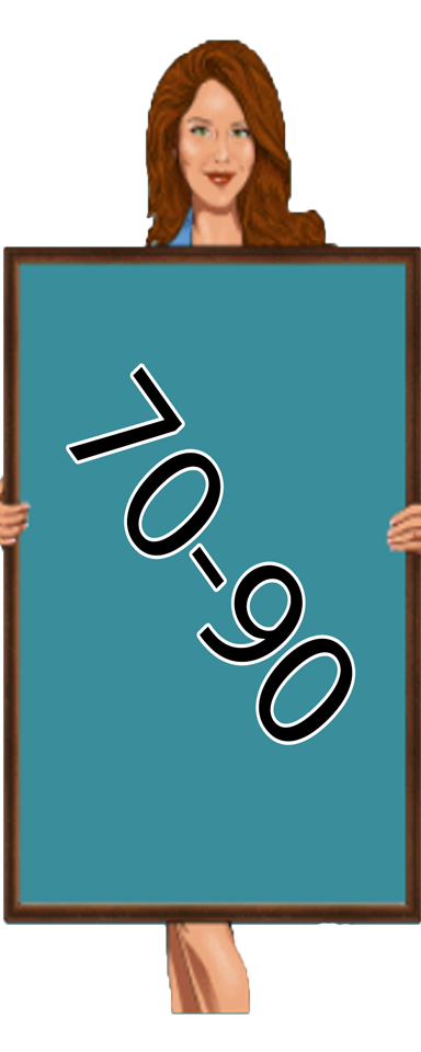70-90